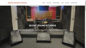 Silent Sound Studios honlap